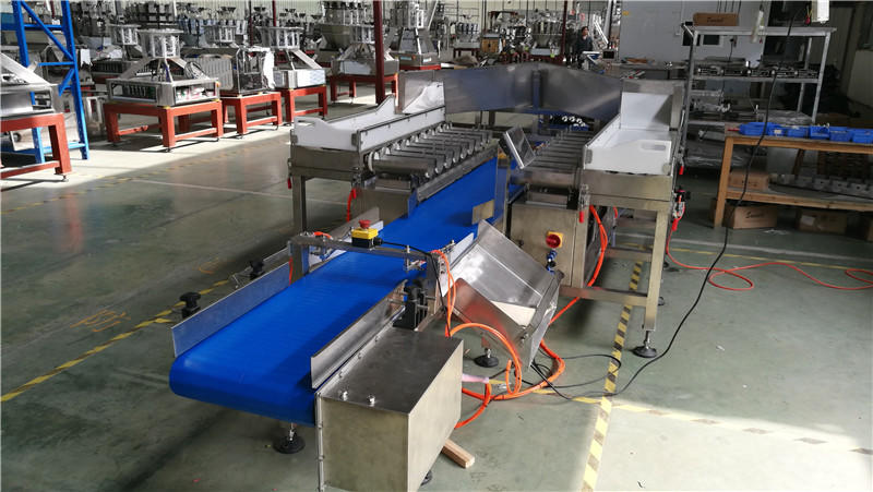 Smart Weigh head multihead weigher packing machine order now for food labeling