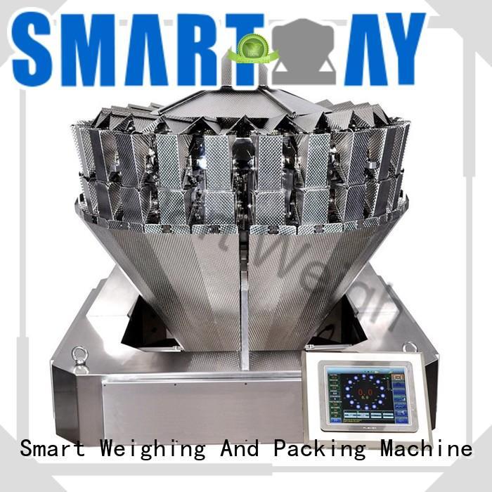 multihead weigher packing machine screw salad Bulk Buy mini Smart