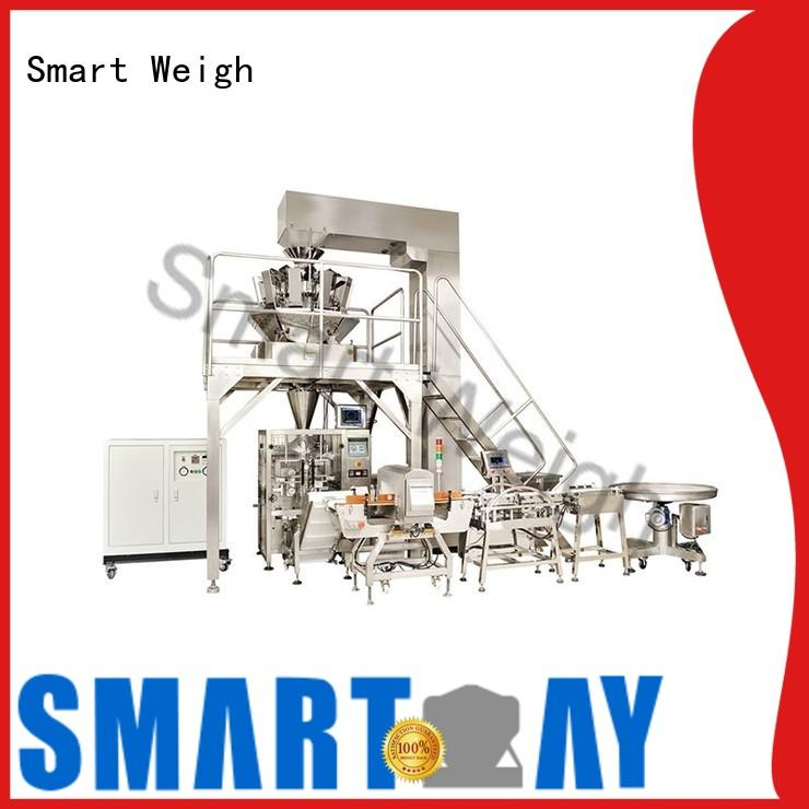 powder automated packaging systems with good price for food weighing