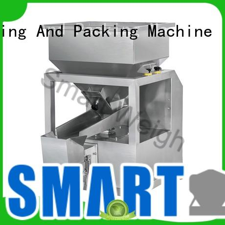Smart Weigh weigh linear weigher customization for food labeling