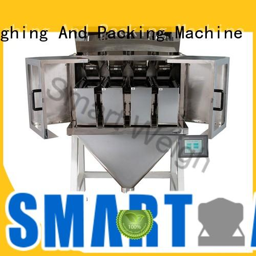 Smart Weigh precise pouch packing machine for food packing