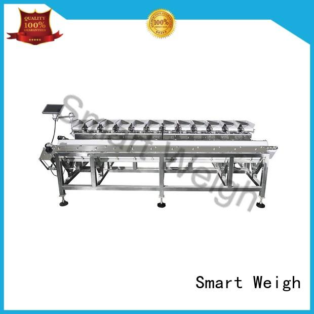 save manpower computer shape automatic combination weigher Smart Weigh