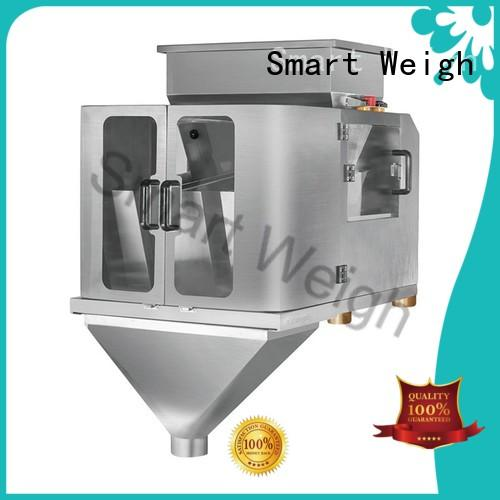 Smart Weigh eco-friendly 4 head linear weigher for food packing