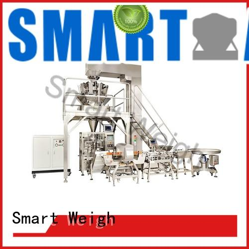 Smart Weigh multihead weigher packing machine certifications for food packing
