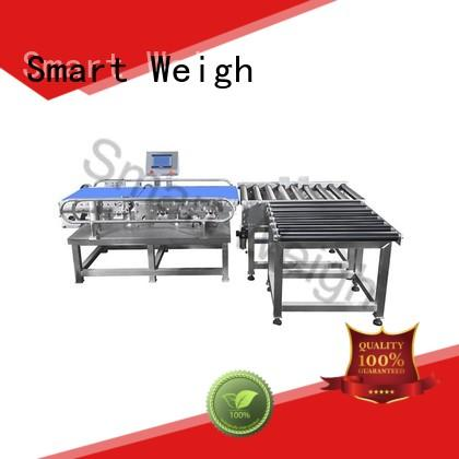 Smart Weigh metal customization for food labeling