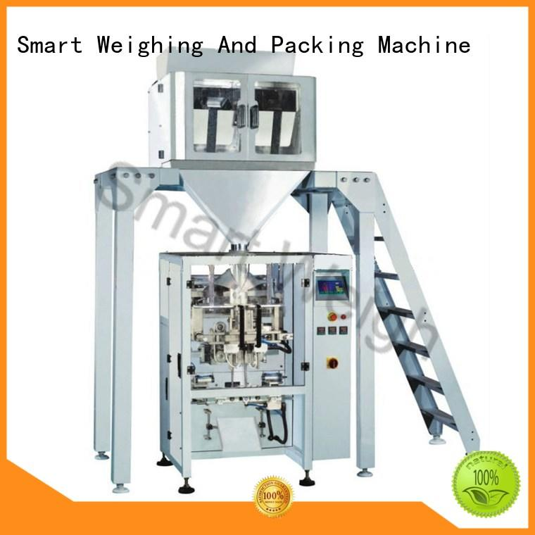 semiautomatic smart cup automated packaging systems Smart Weigh Brand