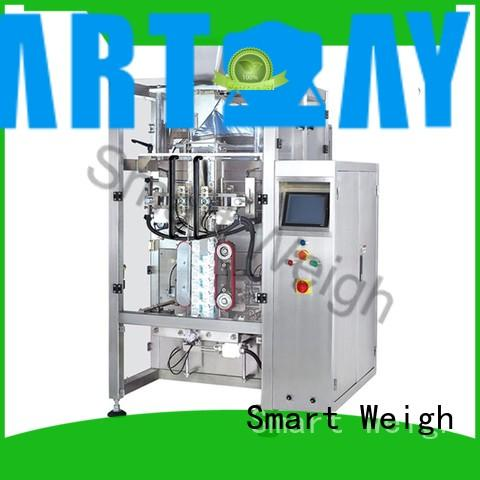 quadsealed packaging machine vertical pouch Smart Weigh company
