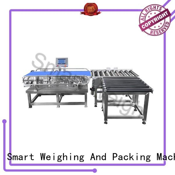 Smart Weigh Brand combined metal check weigher inspection equipment detector