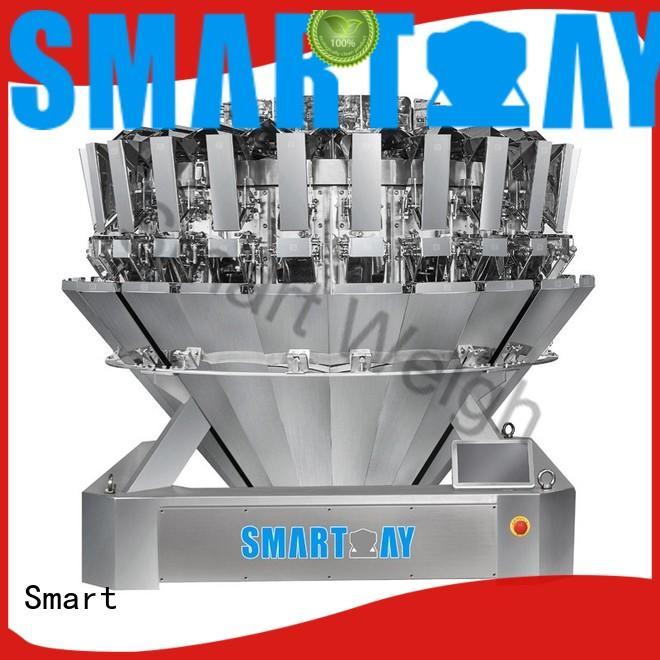mixture mini screw OEM multihead weigher Smart