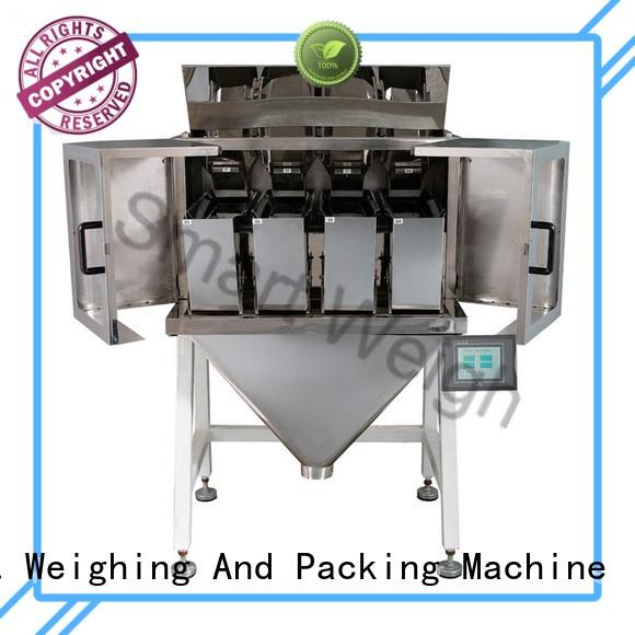 Smart Weigh linear packing machine from China for food labeling