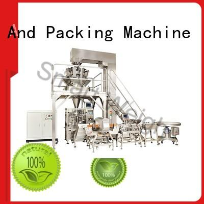 multihead weigher packing machine China supplier for food packing Smart Weigh
