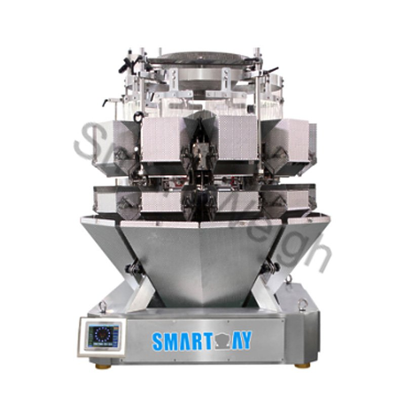 Smart Weigh Smart Weigh SW-ML10 Large 10 Head Multihead Weigher Multihead Weigher image15