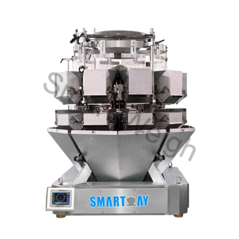 easy-operating best multihead weigher salad suppliers for food packing
