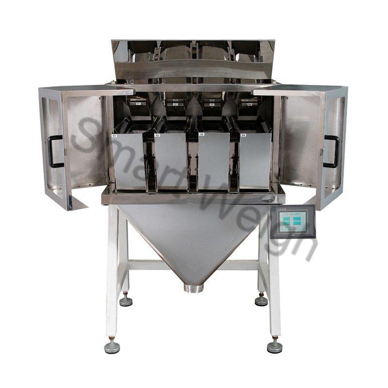 Smart Weigh SW-LW4 4 Head Linear Weigher