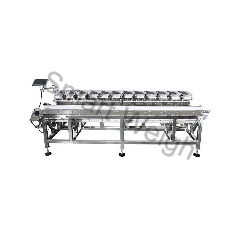 Smart Pess SW-LC12V V Forma 12 Head Lineal Combinación de pesaje