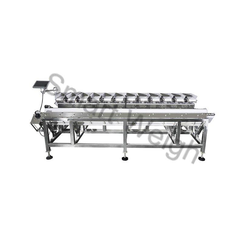 gaming sites Weigh  SW-LC12V  V Shape 12 Head Linear Combination Weigher
