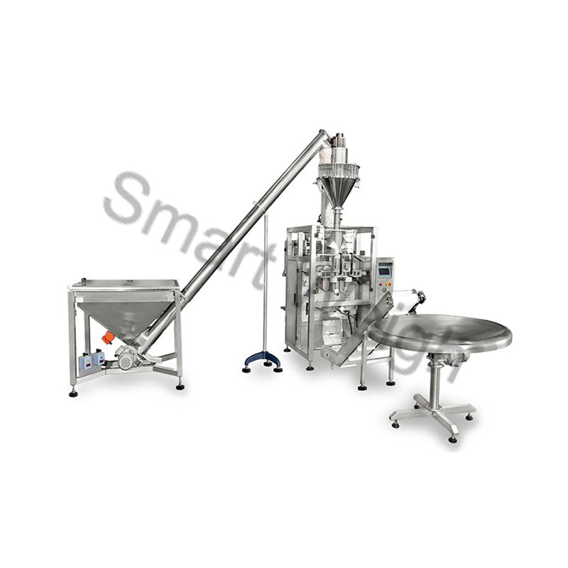 Smart Weigh Smart Weigh SW-PL2 Powder Vertical Packing Machine Packing System image7