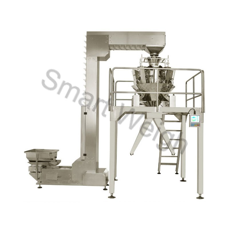 Smart Weigh Smart Weigh SW-PL5 Semi-automatic Packing System Packing System image4
