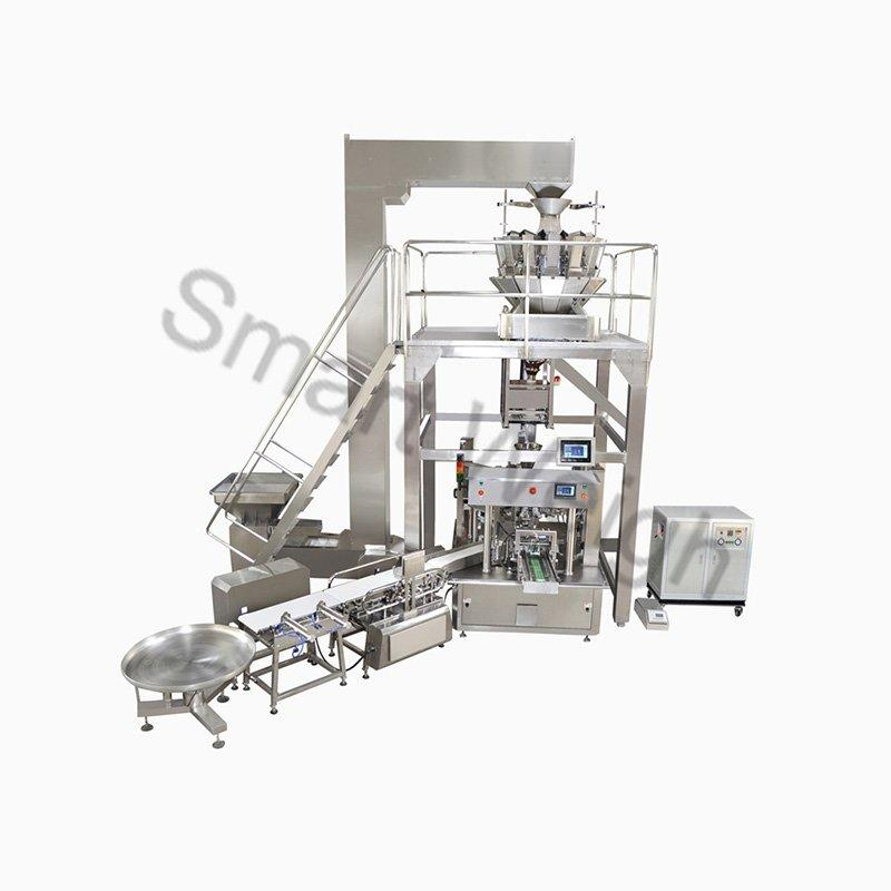 Smart Weigh SW-PL6 Premade Bag Packing System