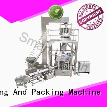Smart Weigh best-selling packaging automation systems free quote for food labeling