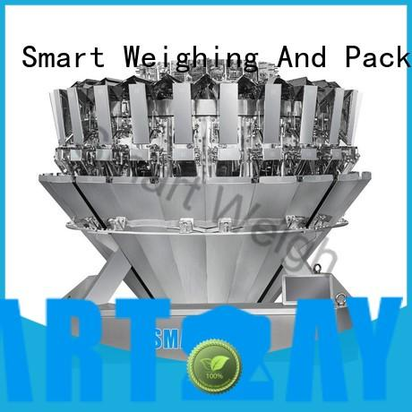 Smart Weigh smart multi head scale for-sale for food labeling