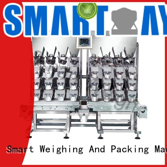 Smart Weigh best linear combination weigher order now for food weighing