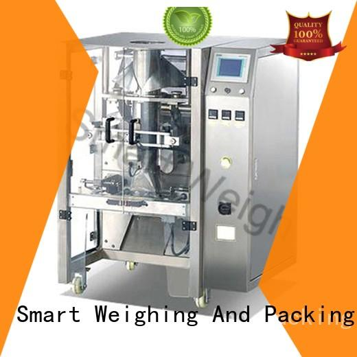 Smart Weigh advanced pouch packing machine factory price for food labeling
