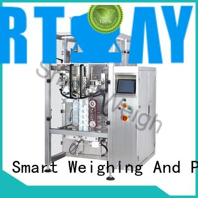 Smart Weigh head multihead weigher packing machine for food weighing