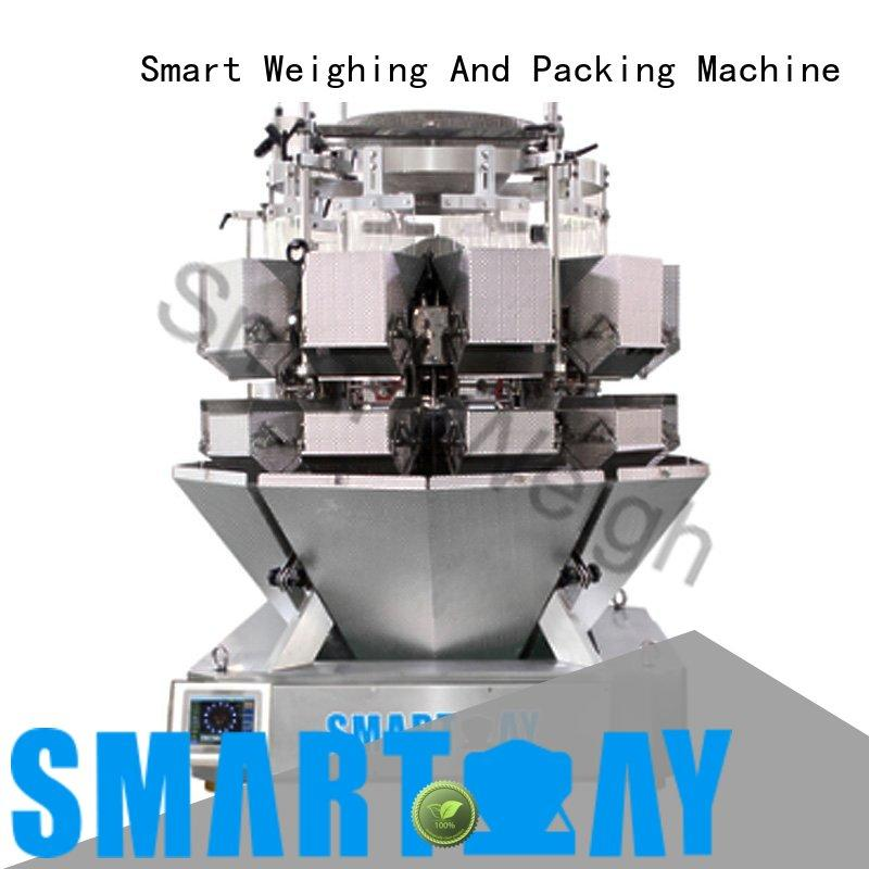 easy-operating multihead weigher weigh from China for foof handling