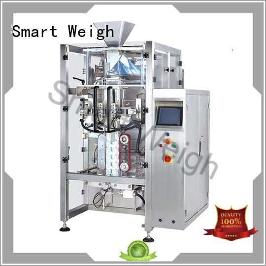 Smart Weigh head pouch packing machine with good price for foof handling