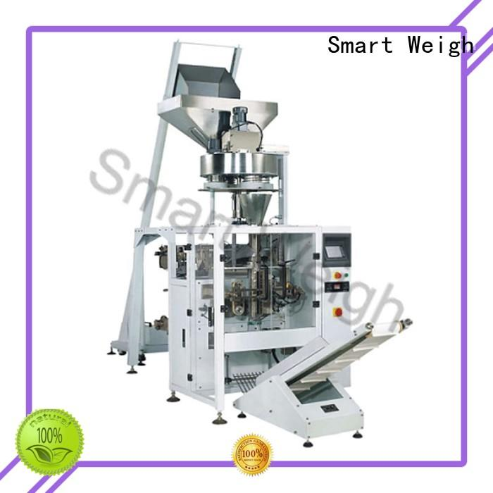 Smart Weigh Brand vertical semiautomatic packaging systems inc multihead supplier