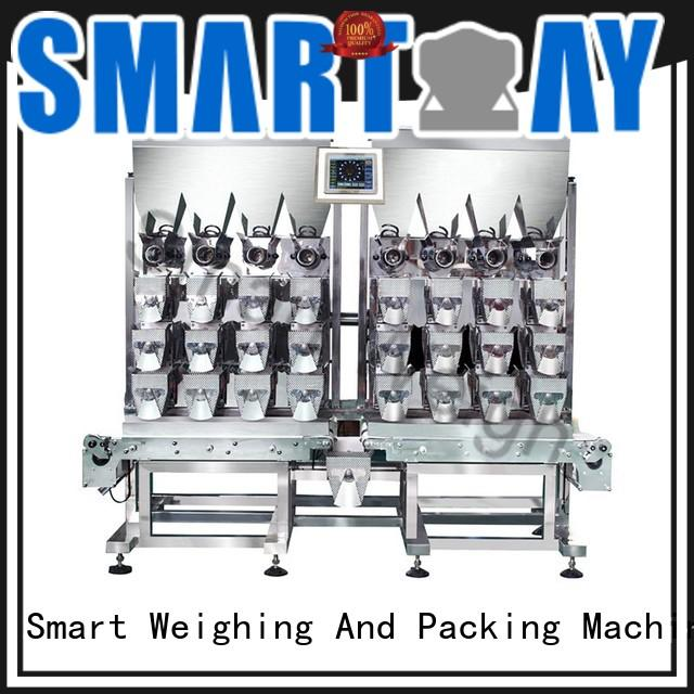Smart Weigh best combination scale weighers with good price for foof handling