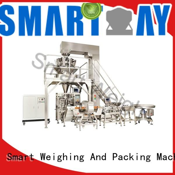Hot packaging systems inc weigher Smart Weigh Brand