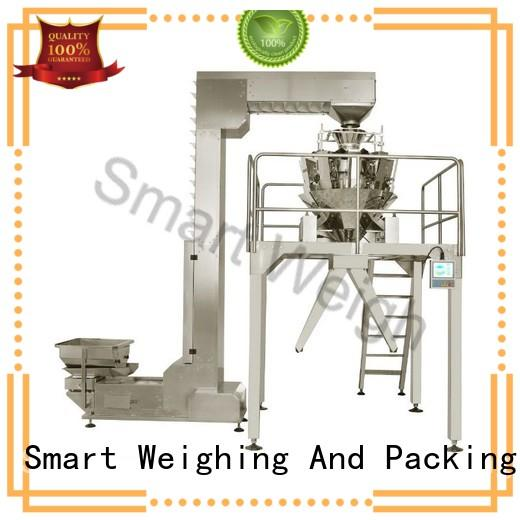 easy-operating weighing packing system system China manufacturer for food labeling