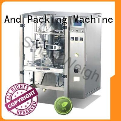 best seal packing machine machine customization for food weighing