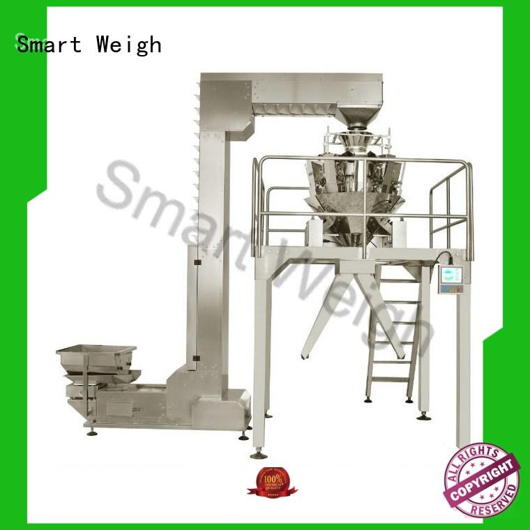 Smart Weigh SW-PL5 Semi-automatic Packing System