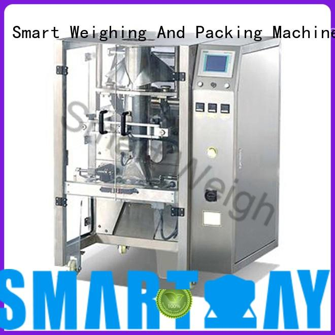 Smart Weigh station pouch packing machine price China manufacturer for foof handling