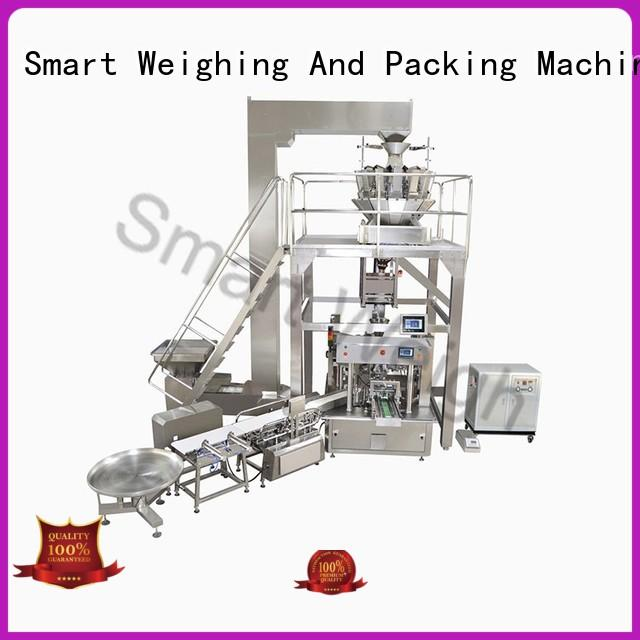 Smart Weigh adjustable luggage packing system in bulk for food packing