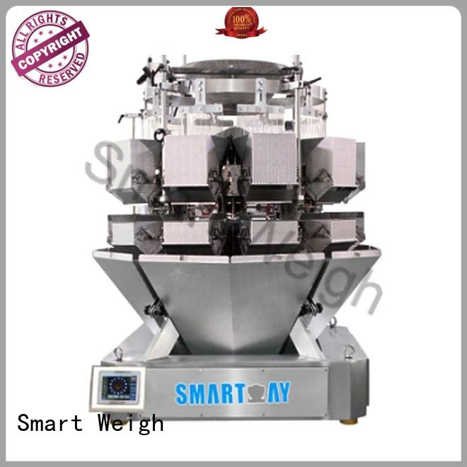 Smart Weigh best-selling multihead weigher made in china large for foof handling