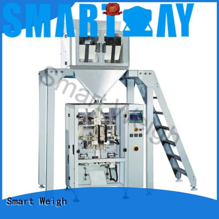 Smart Weigh semiautomatic compression packing cubes factory price for food packing