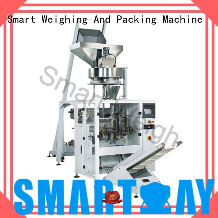 Smart Weigh Brand weigh cup automated packaging systems semiautomatic factory