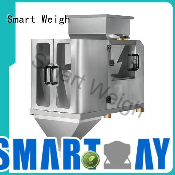 affordable 2 head linear weigher linear customization for food packing