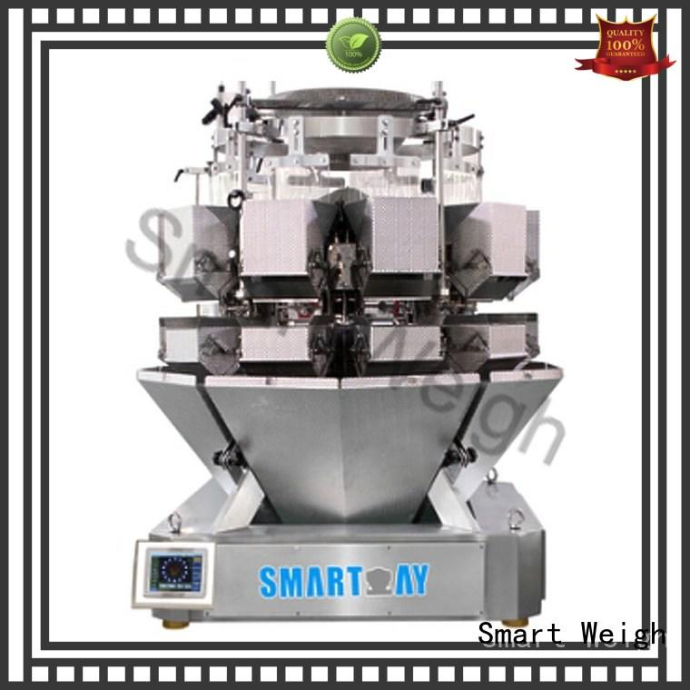 Smart Weigh easy-operating multihead weigher working directly sale for foof handling