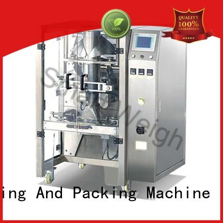 wrapping machine quadsealed for food weighing Smart Weigh