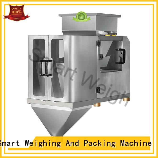 Smart Weigh accurate linear weigher with good price for food weighing