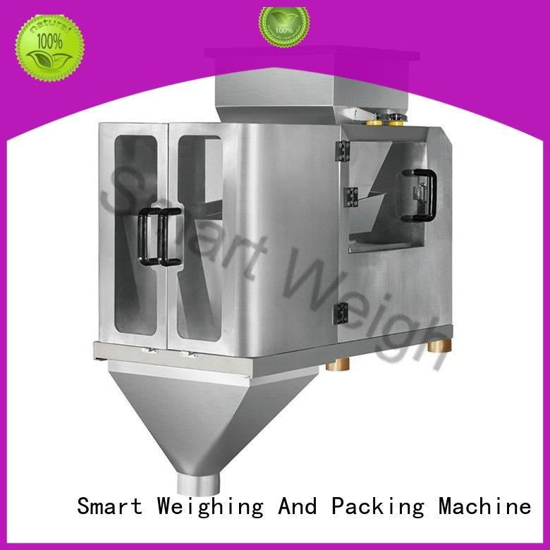 Smart Weigh weigh bagging machine factory price for food labeling