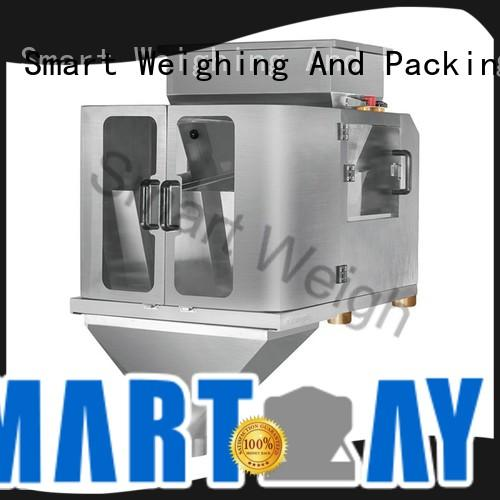Smart Weigh affordable linear weigher single head from China for food weighing