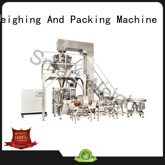 Smart Weigh high quality multihead weigher packing machine for foof handling