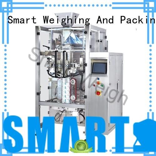 smart combined vffs automatic quadsealed Smart Weigh Brand