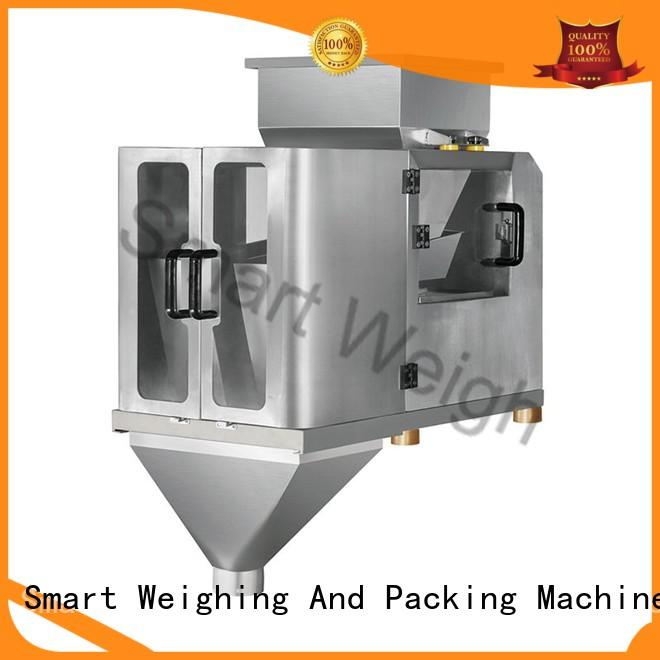 Smart Weigh accurate linear multi head weigher inquire now for food weighing